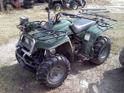 1999 Yamaha Bear Tracker 250 1800 Possible Trade