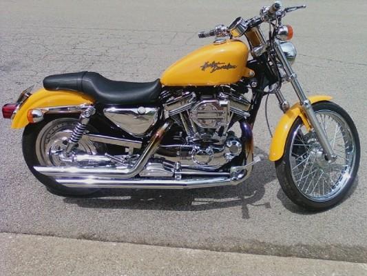Harley Davidson Xlc Parts