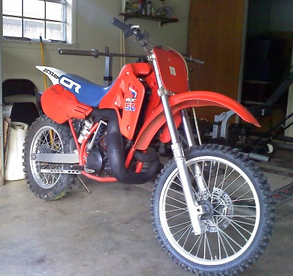 1987 Honda Cr500 Beast 1 200 Possible Trade 100432207 Custom