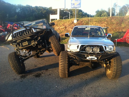 2002 Toyota Tacoma $17,000 - 100429519 | Custom Lifted ...