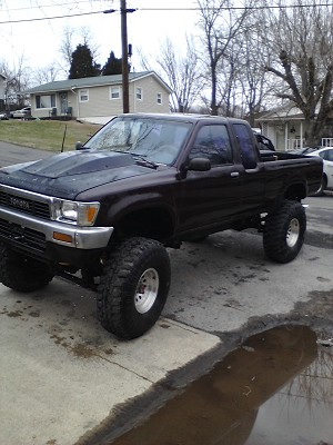 1991 Toyota Pickup $5,200 Possible Trade - 100266269