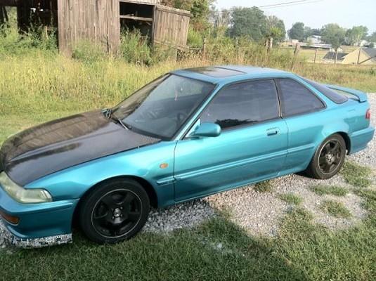 1992 Acura Integra Gsr 7000