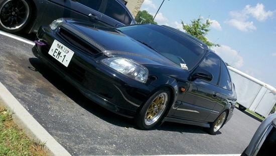 1999 Honda Civic Si  9 000 Possible Trade