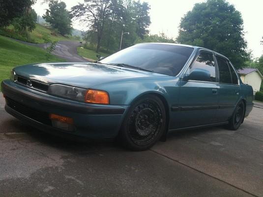 1990 Honda Accord 5 Lug 3 500 100491491 Custom Jdm