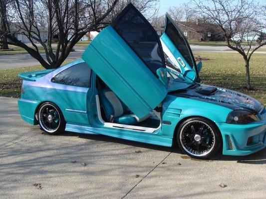 1996 Honda Civic 6 995 Or Best Offer 100277483 Custom