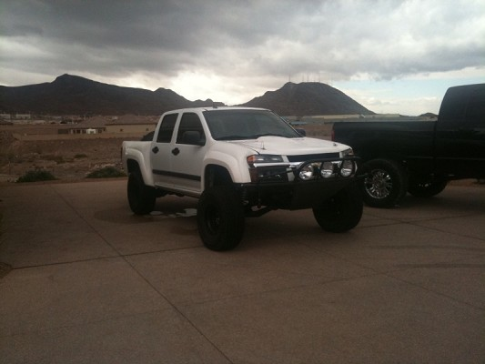2008 Chevrolet Colorado 0 Or Best Offer 100274825 Custom Lifted