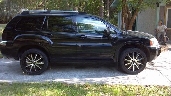 2004 Mitsubishi Endeavor 6 500 Possible Trade 100491577 Custom Sport Utility Classifieds