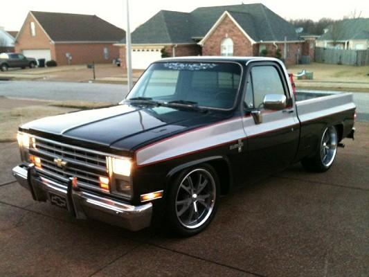 1985 Chevrolet C10 6 500 Or Best Offer 100563099
