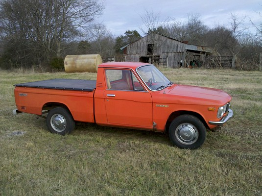 1974 Chevrolet Luv 2400 Possible Trade 100356374 Custom Mini