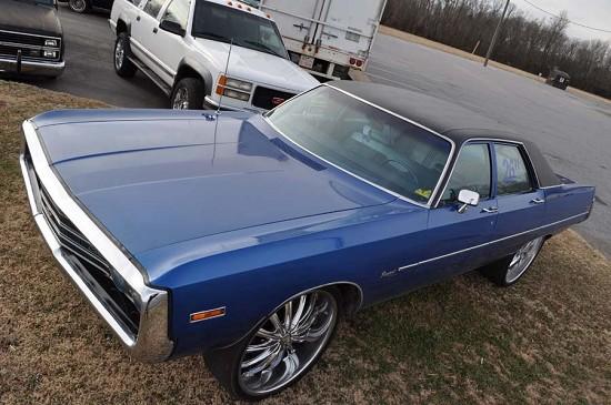 Chrysler 200 Transmission Problems >> 1971 Chrysler Newport $6,995 - 100366656 | Custom Donk Classifieds | Donk Sales
