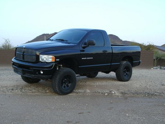 2003 dodge ram 1500 4wd 5 7l 6 500 100271537 custom lifted truck classifieds lifted truck. Black Bedroom Furniture Sets. Home Design Ideas