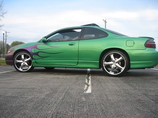 1999 Pontiac Grand Prix GTP 6500 Possible Trade