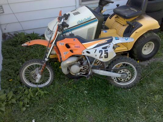2000 ktm 65 sx $800 or best offer - 100280909 | custom dirt bike