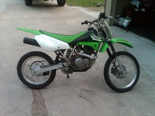 2006 Kawasaki KLX 125 4 stroke $900 - 100282698 | Custom Dirt Bike