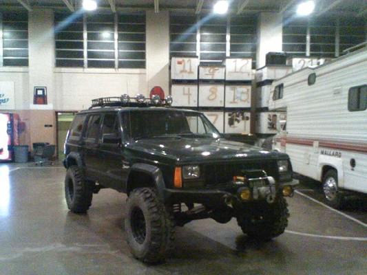 1994 Jeep Cherokee Sport $5,000 Possible Trade   100326725 | Custom Jeep  Classifieds | Jeep Sales
