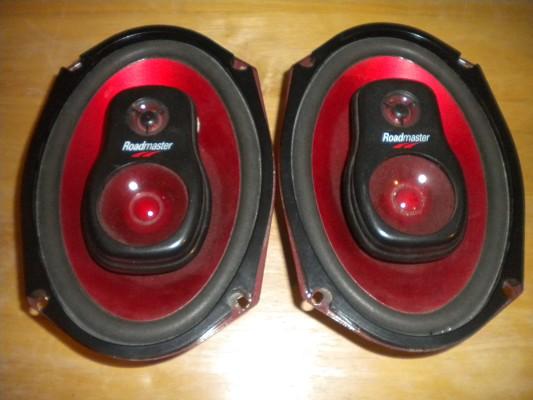 Roadmaster     Way Car Speakers