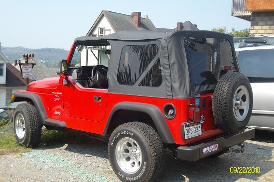 1997 jeep wrangler 6 800 possible trade 100371090 custom jeep classifieds jeep sales. Black Bedroom Furniture Sets. Home Design Ideas