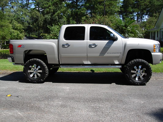 2009 Chevrolet Silverado 33 000 Or Best Offer 100358708 Custom Lifted Truck Clifieds S