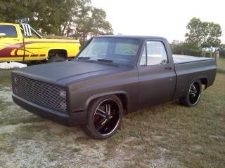 1986 Chevrolet C10 7 000 100331383 Custom Full Size Truck