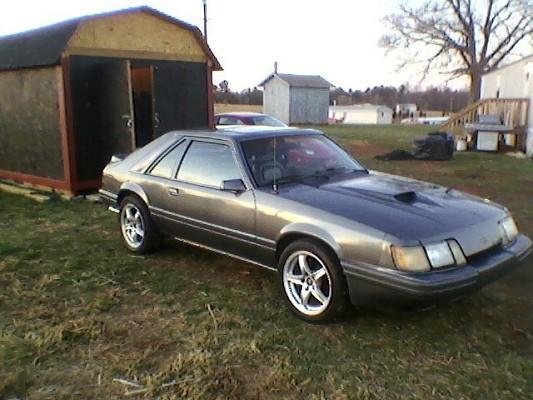 Mustang Svo Wheels 1986 Ford Mustang Svo $4,500