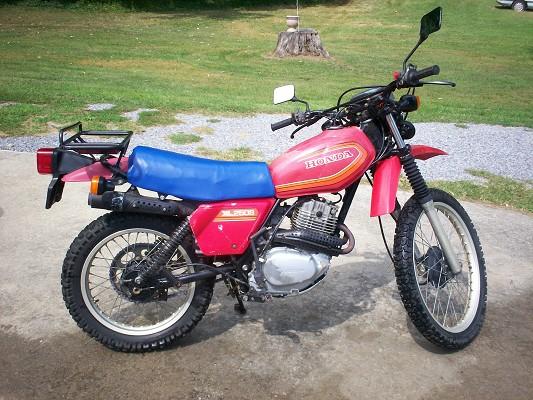 1980 Honda XL250S Dualsport $1   100649644 | Custom Dual Sport / Enduro  Classifieds | Dual Sport / Enduro Sales