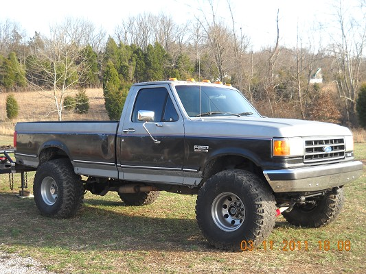 1990 Ford Diesel Truck Pictures | 1990 Ford Diesel Truck Specs