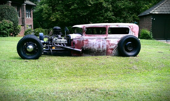1930 ford new pics ford model a rat rod 1 100417634. Black Bedroom Furniture Sets. Home Design Ideas