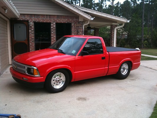 1993 Chevrolet S10 For Sale  Carsforsalecom