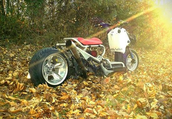 2005 Honda ruckus $6,000 Possible Trade - 100627049 | Custom