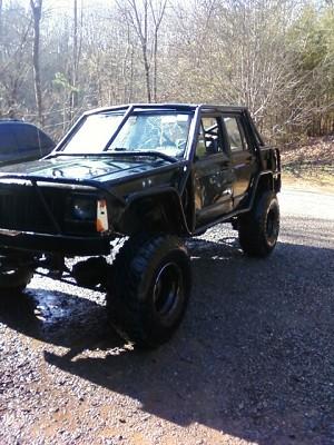 Woods Auto Sales >> 1990 Jeep cherokee rock crawler $1 Possible Trade - 100454670 | Custom Off Road Classifieds ...