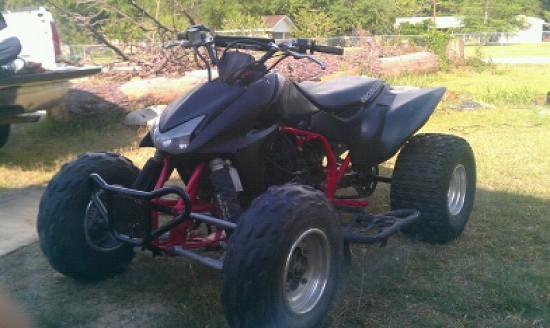 2005 Honda 05 trx450r $4,000 Possible Trade - 100389303
