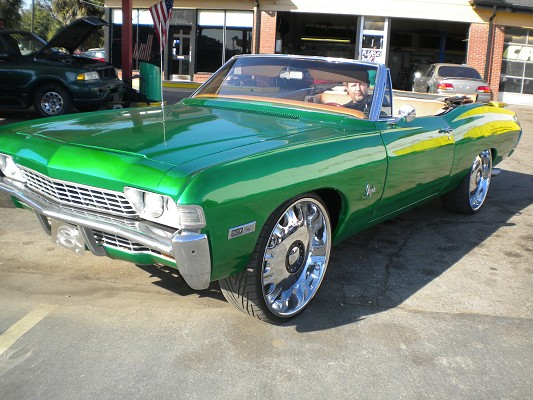 1968 Chevrolet Impala 16 500 Possible Trade 100341237