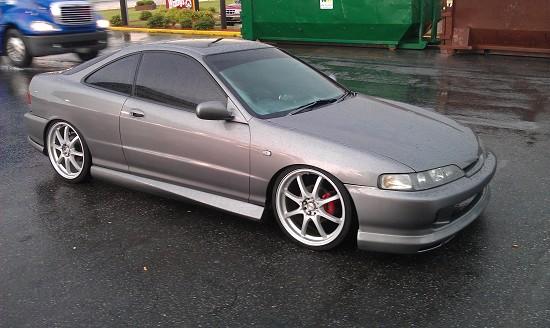 Worksheet. 2001 Acura RHD Integra Type R 10500  100402949  Custom JDM Car