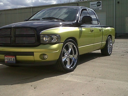 2003 Dodge ram 1500 $13,000 Possible Trade - 100345549 ...