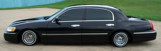 2001 Lincoln Towncar 11 500 100308154 Custom Low Rider