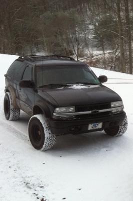 2000 Chevrolet Blazer ZR2 1 Possible Trade  100460175  Custom