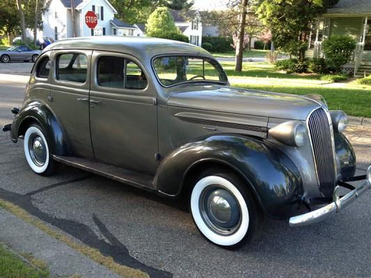 1937 plymouth sedan 1 or best offer 100591550 custom for 1937 plymouth 4 door sedan