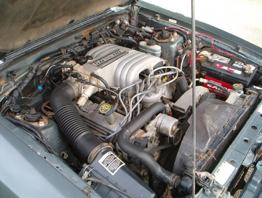 5.0 H.O. FORD MUSTANG MOTOR AND TRANS $500 Possible Trade ...