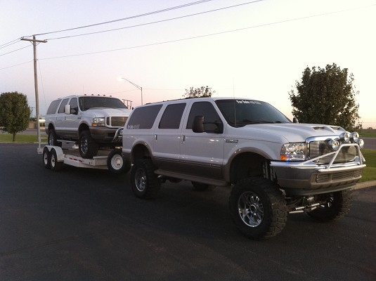 2002 Ford Excursion 23 000 Possible Trade 100298096 Custom Lifted Truck Classifieds Lifted Truck Sales
