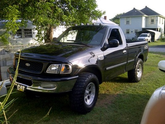 1998 Ford F150 $7,350 Possible trade - 100477852 | Custom ...