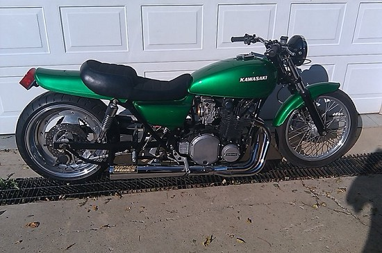 1977 Kawasaki KZ 1000 $5,500 Possible Trade - 100331305