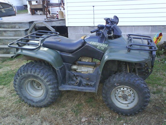 2002 Honda Recon 250 $2,500 Possible Trade   100351276 | Custom Other ATV  Classifieds | Other ATV Sales