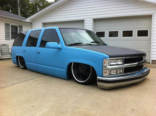 1995 Chevrolet Tahoe 1 Possible Trade 100430488
