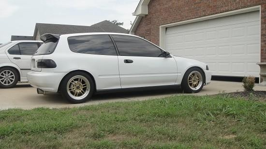 1995 Honda Civic Hatch $4,500 Possible Trade   100317661 | Custom JDM Car  Classifieds | JDM Car Sales
