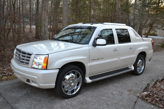 2002 Cadillac Escalade Ext 10 000 Possible Trade
