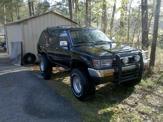 1995 toyota 4runner 5 500 possible trade 100306835 custom lifted truck classifieds lifted truck sales mautofied com