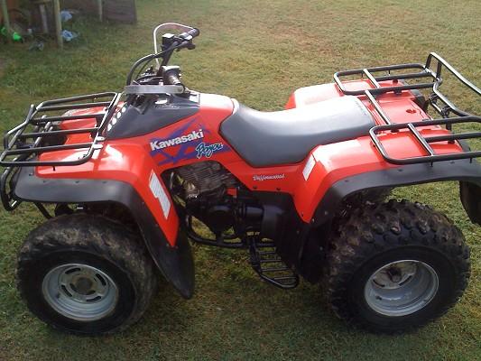 1998 Kawasaki Bayou 300 $1,000 - 100308482 | Custom Other ATV ...