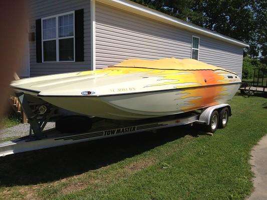 2000 sport cat 30 000 possible trade 100597292 custom recreational boat classifieds. Black Bedroom Furniture Sets. Home Design Ideas