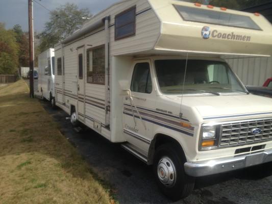 1987 Ford Coachman $1 Possible Trade - 100548355 | Custom