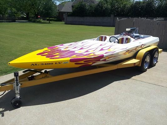 1976 Jet Boat 11 500 Or Best Offer 100482810 Custom